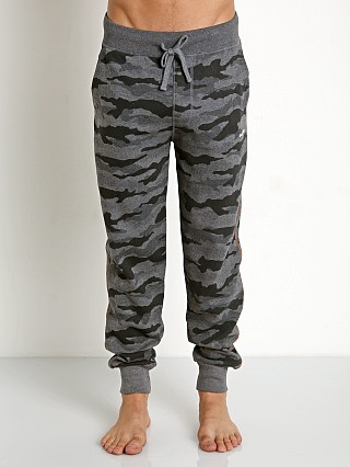 Diesel Peter Lounge Pants Grey Camo