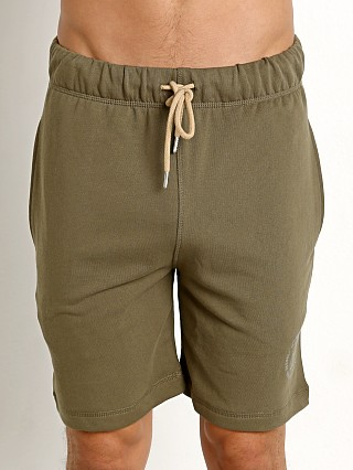 Diesel Pan Lounge Shorts Olive