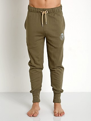 Diesel Peter Lounge Pants Olive
