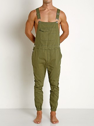 Complete the look: 2xist Military Overall Jogger Ivy Green