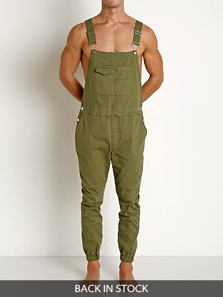 2xist Military Overall Jogger Ivy Green