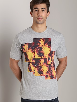 Diesel T-Pir T-Shirt Heather Grey