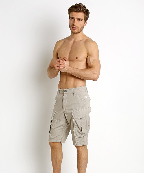 G-Star Rovic Cargo Shorts Brick