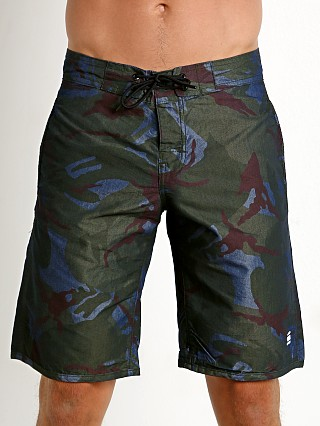 Complete the look: G-Star Divad Indigo Ovil Nylon Swim Shorts Dk Fall
