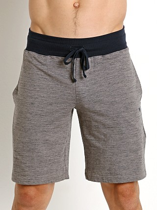 Complete the look: Emporio Armani Slub Jersey Bermuda Short Grey