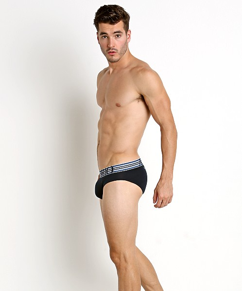 Emporio Armani Athletic Big Eagle Brief Marine