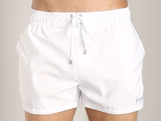 Complete the look: 2xist Ibiza Woven Swim Shorts White