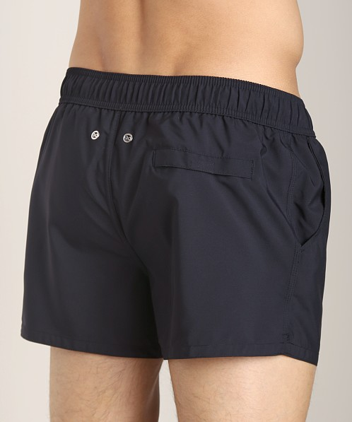 2xist Ibiza Woven Swim Shorts Black