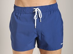 2xist Ibiza Woven Swim Shorts Estate Blue