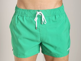 2xist Ibiza Woven Swim Shorts Gem Green