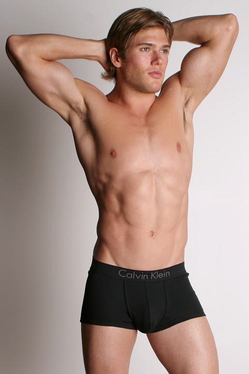 Calvin Klein Body Low Rise Trunk Black