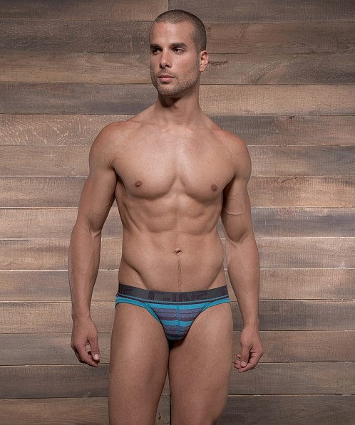 C-IN2 Pop Stripes Sport Brief Pagoda