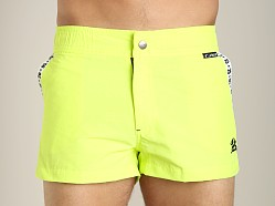 C-IN2 H+A+R+D Swim Shorts Bright Grass