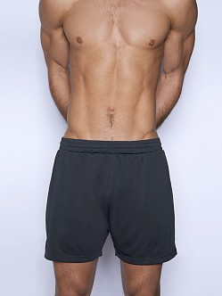C-IN2 Grip Athletic Jump Short Smoke