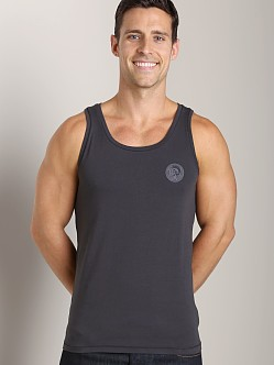 Diesel Mohawk Zac Tank Top Charcoal