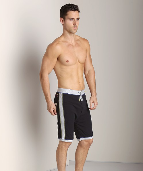 Diesel Martiny Lounge Shorts Black