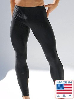 Rufskin Leif Spandex Running Tights Black/Gold