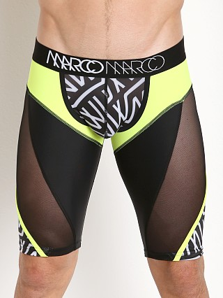 You may also like: Marco Marco Laith Mesh Panel Sport Short Logo Print
