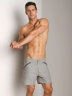 C-IN2 Solid Cargo Swim Shorts Leaden Grey