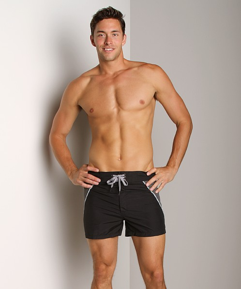 C-IN2 Block Swim Shorts Black