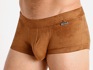 Complete the look: Modus Vivendi Vegan Suede Laser Cut Trunk Camel