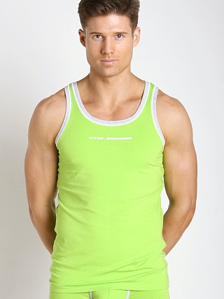 Diesel Fresh & Bright Simon Tank Top Green