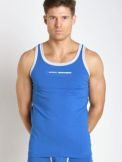 Diesel Fresh & Bright Simon Tank Top Blue