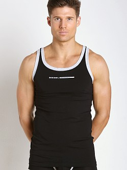 Diesel Fresh & Bright Simon Tank Top Black