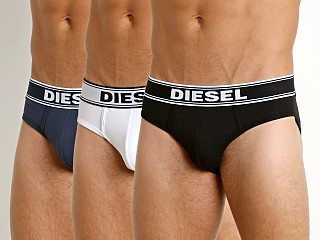 You may also like: Diesel Mohican Andre Briefs 3-Pack Black/White/Navy