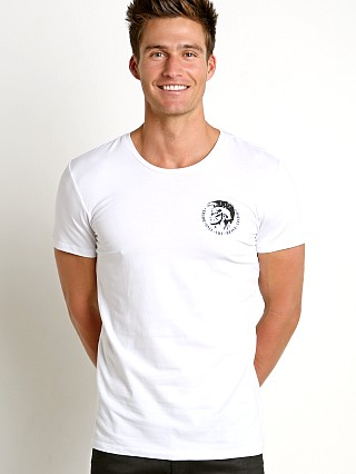 Complete the look: Diesel Mohican Randal T-Shirt White