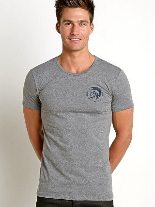 Complete the look: Diesel Mohican Randal T-Shirt Grey