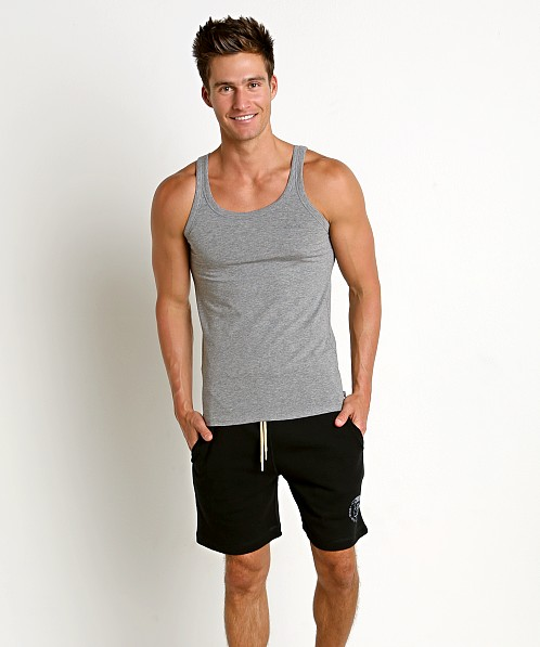 Diesel Essential Bale Tank Top Grey