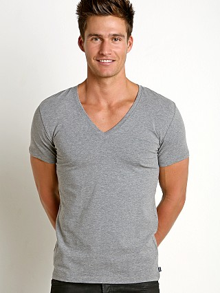 Complete the look: Diesel Essential Jesse T-Shirt Grey