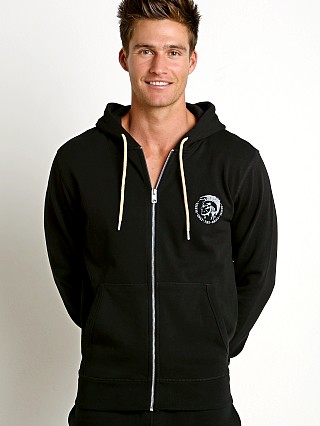 Complete the look: Diesel Brandon Hoodie Black