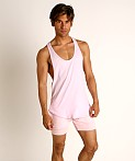 Go Softwear Moderne Classic Muscle Tank Top Light Pink, view 1