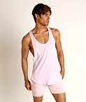 Go Softwear Moderne Classic Muscle Tank Top Light Pink, view 2