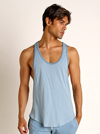 You may also like: Go Softwear Moderne Classic Muscle Tank Top Slate Blue
