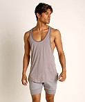 Go Softwear Moderne Classic Muscle Tank Top Pewter, view 2