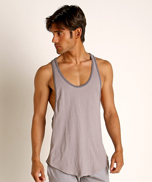 Go Softwear Moderne Classic Muscle Tank Top Pewter
