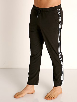 You may also like: Sauvage Woven Lycra Athletic Pants Black