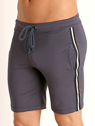 You may also like: Sauvage Low Rise Nylon/Lycra Workout Short Charcoal