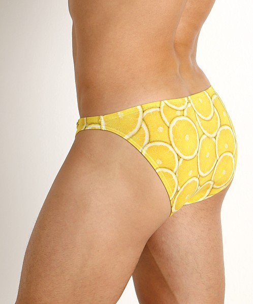 Modus Vivendi Fruits Low Cut Brief Lemons