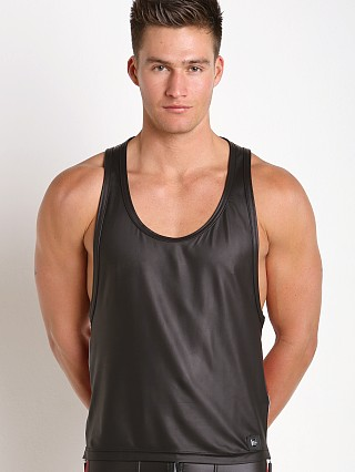 Complete the look: Gregg Homme Reckless Zipper Tank Top Black/Red