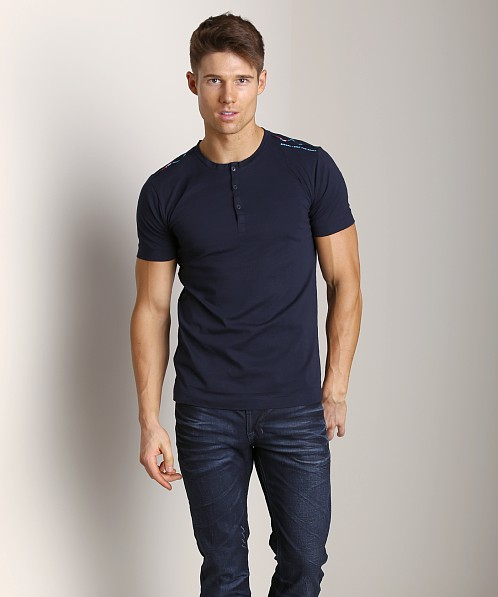 Diesel Billys Shirt Navy