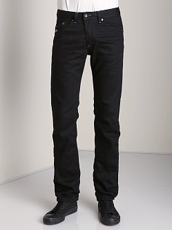 Diesel Darron Tapered Jeans Black