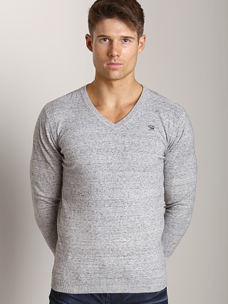 Complete the look: Diesel K-Ben V-Neck Sweater Grey