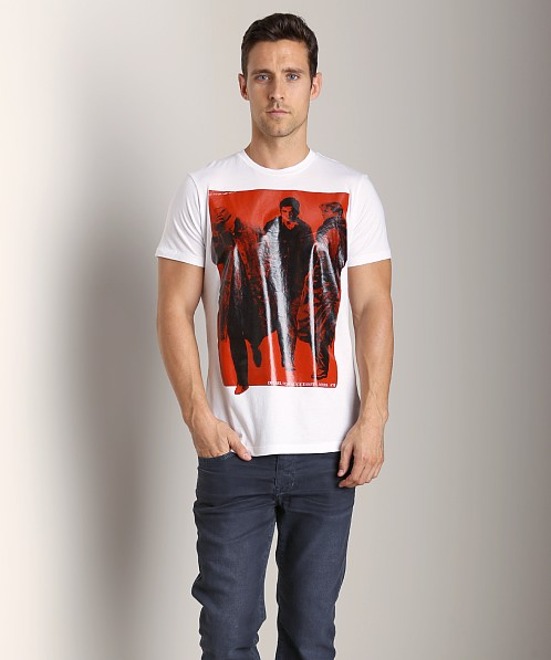 Diesel T-Margo T-Shirt White