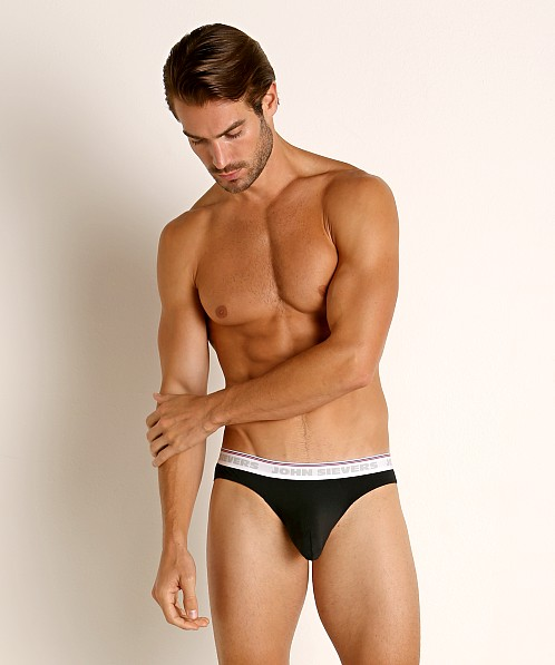 John Sievers RETRO Natural Pouch Brief Black
