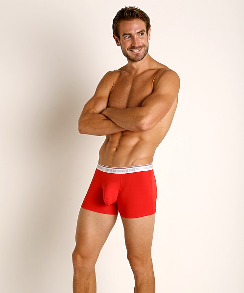John Sievers RETRO Natural Pouch Boxer Briefs Risky Red