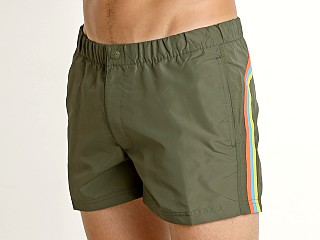"You may also like: Sundek 13"" Elastic Waistband Surf Trunk Dark Army Green 6"